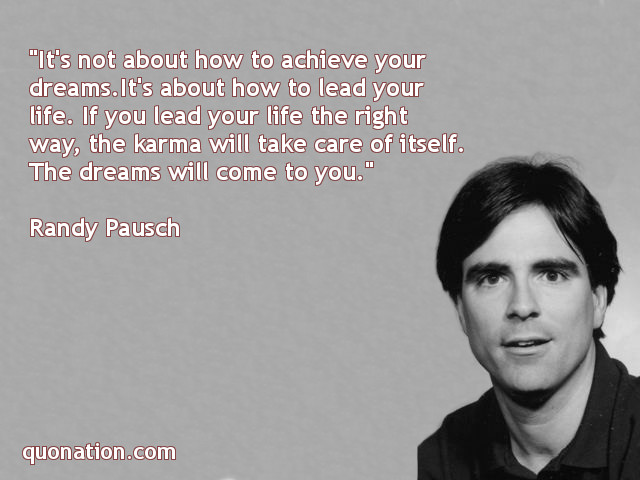 Image result for randy pausch the last lecture